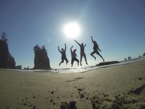 La Push Jump